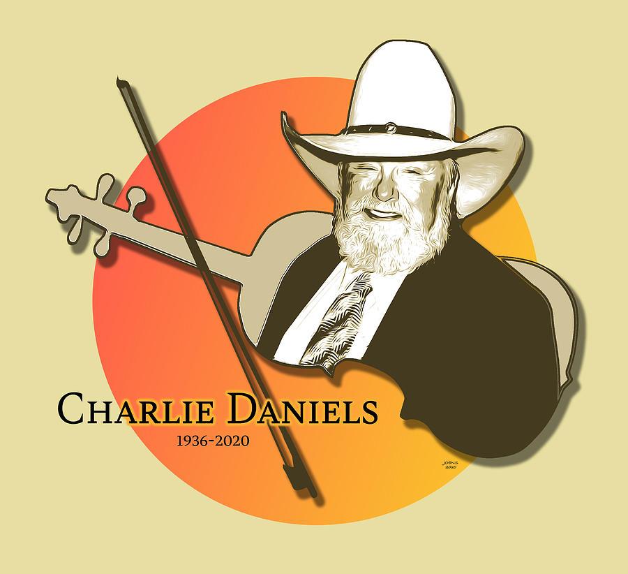 Daniels Tribute Digital Art