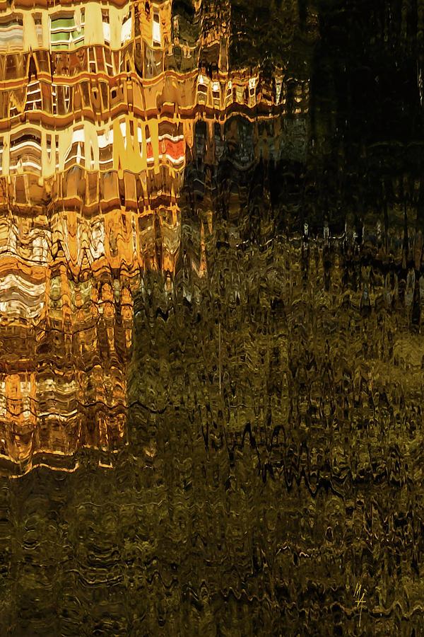Dark Castle by Attila Meszlenyi
