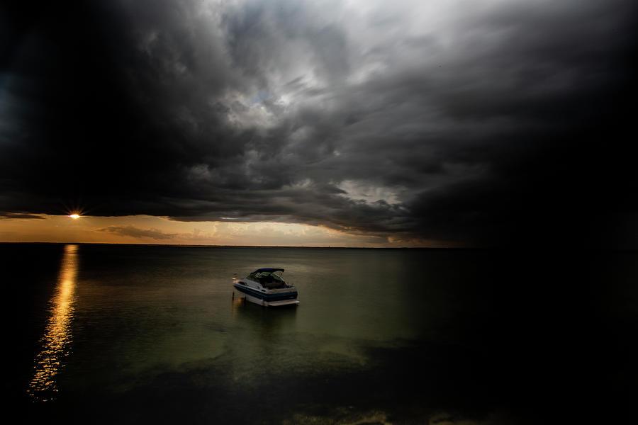 Dark Waters Photograph by Brian Braden