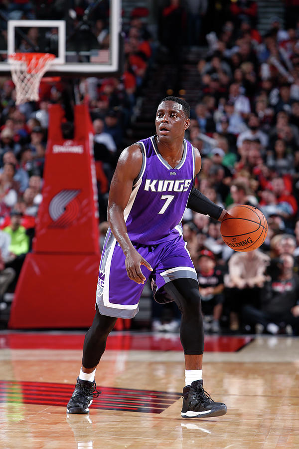 Darren Collison Photograph by Sam Forencich