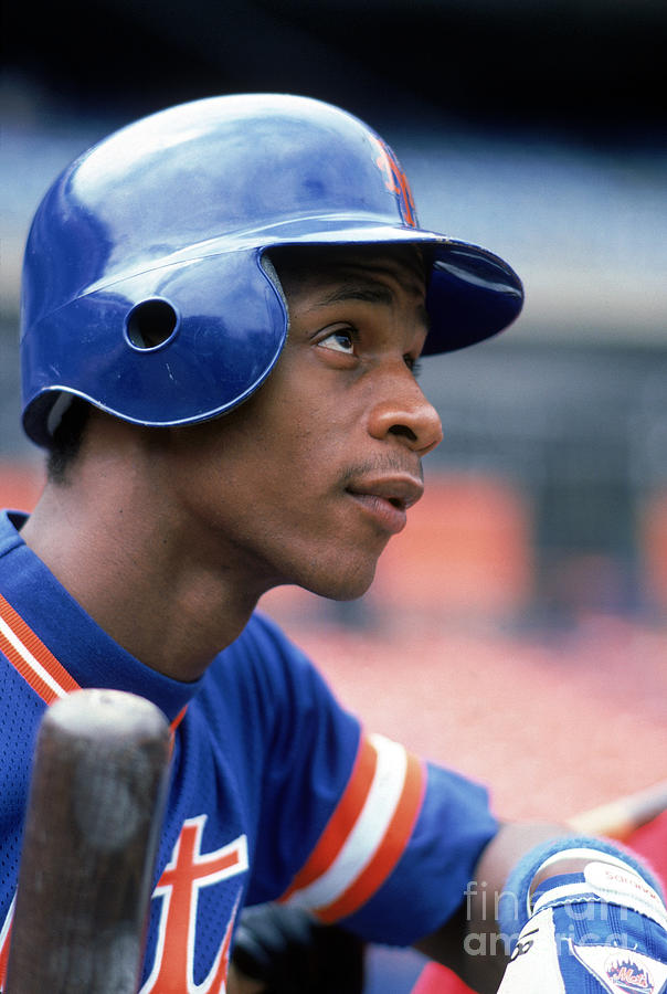 Darryl Strawberry Photograph by Rich Pilling