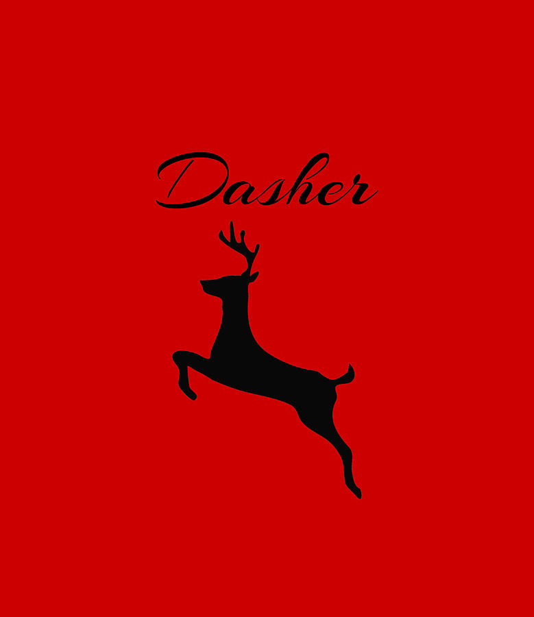 Dasher by Alison Frank