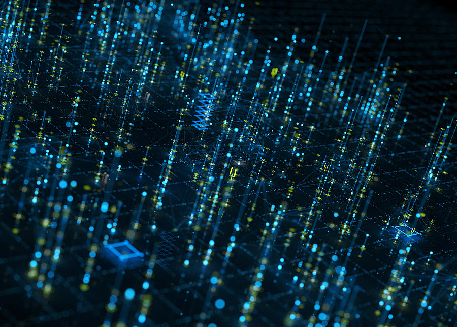 Data Photograph by Andriy Onufriyenko