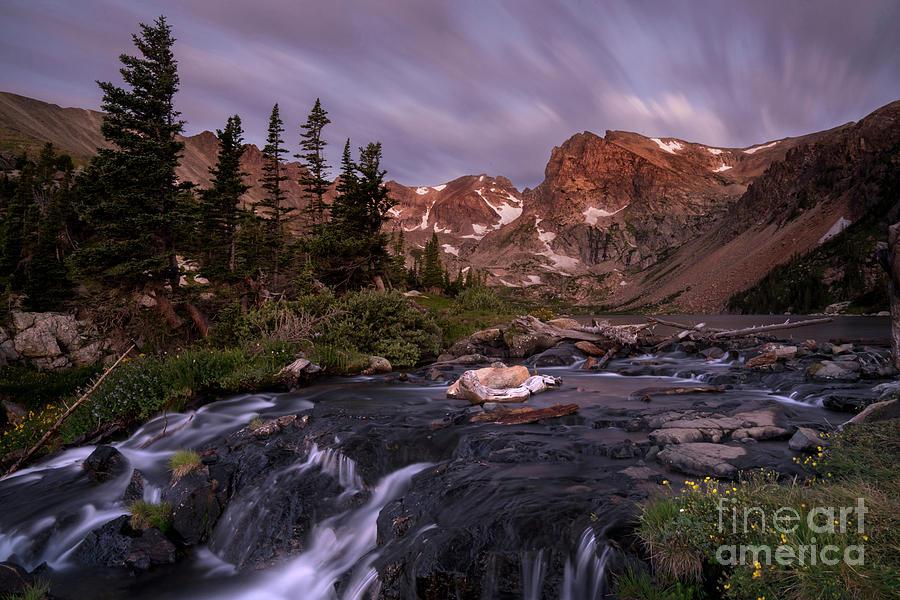 Dawn at Lake Isabel by Keith Kapple