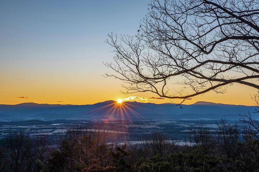Day One 2020 Sunrise by Lara Ellis