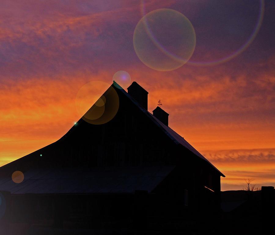 Daybreak At Stewart Creek Photograph