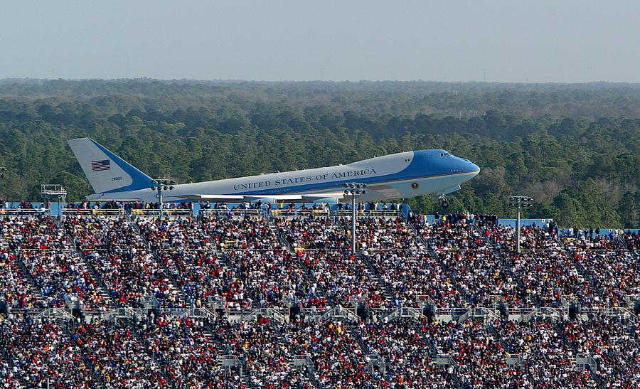 Daytona 500 Photograph by Jonathan Ferrey
