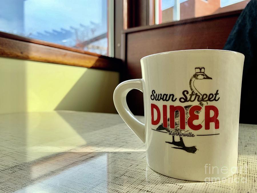 De Cafe Coffee Photograph by Trish Hale