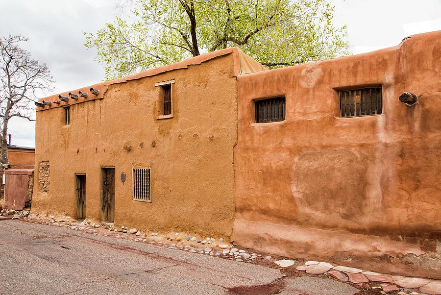 De Vargas Street House by Jurgen Lorenzen