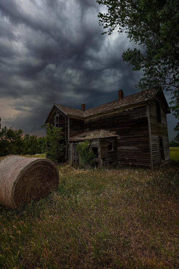 Abandoned Photograph - Dead and Gone by Aaron J Groen