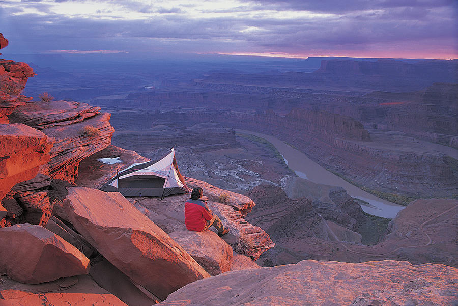 Dead Horse Point Park, Utah, USA Photograph by Digital Vision.