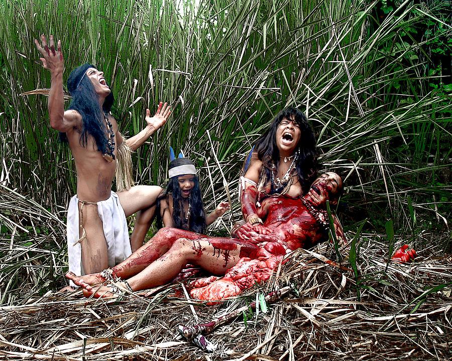 Deadly Encounter by Koa Feliciano