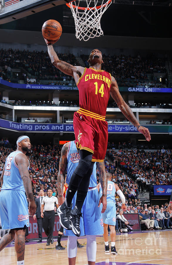 Deandre Liggins Photograph by Rocky Widner