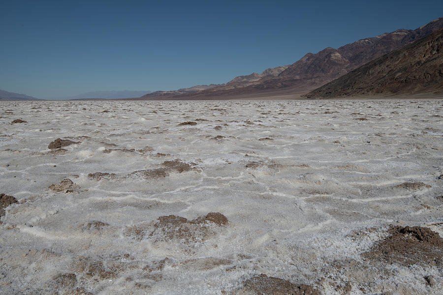 Death Valley Badwater Basin by Mike Gifford