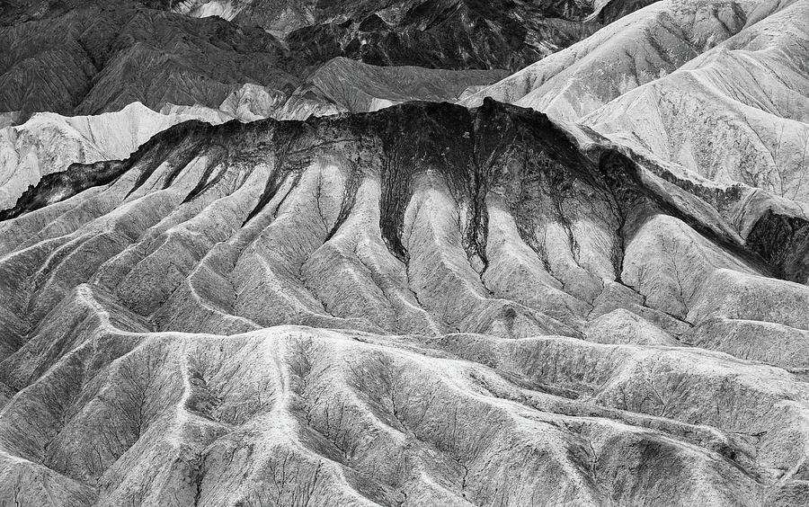 Death Valley Photograph - Death Valley by Candy Brenton