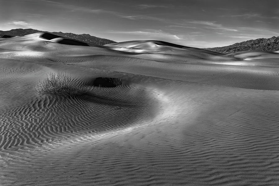 Death Valley Contours II by Jon Glaser