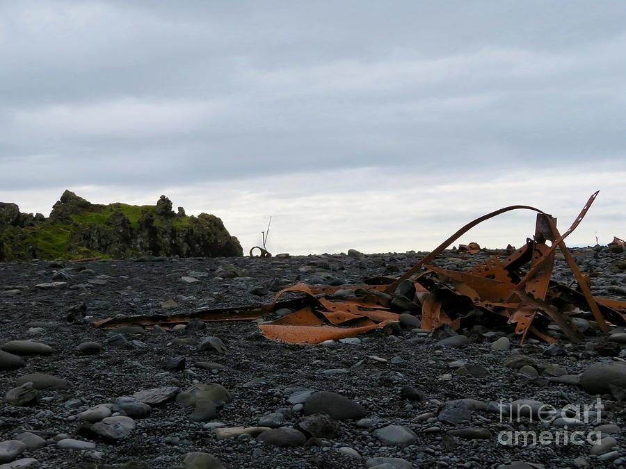 Decayed Shipwreck Photograph by John Hebert