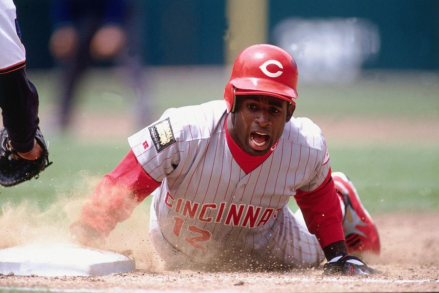 Deion Sanders Photograph by Ronald C. Modra/sports Imagery