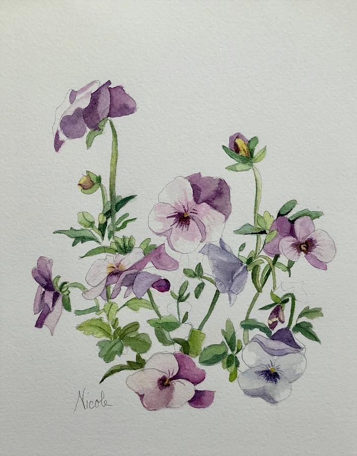 Delicate Painting