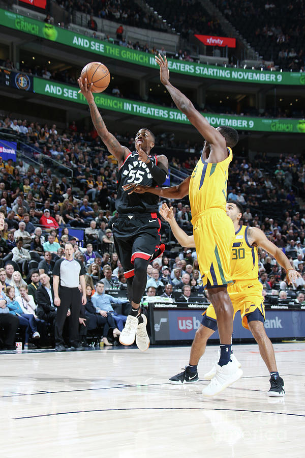 Delon Wright Photograph by Melissa Majchrzak