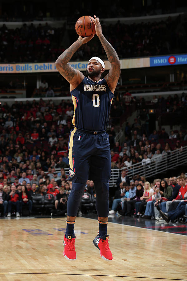 Demarcus Cousins Photograph by Gary Dineen