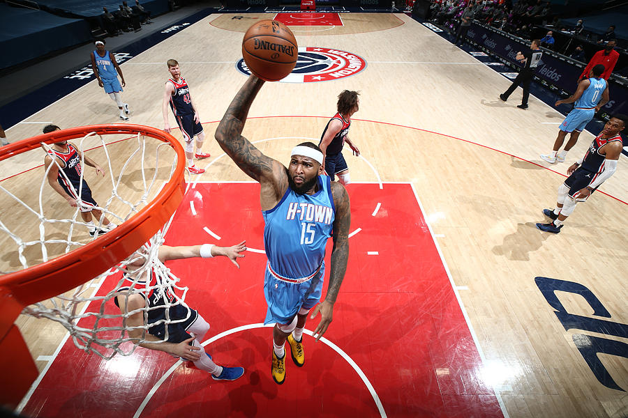 Demarcus Cousins Photograph by Ned Dishman
