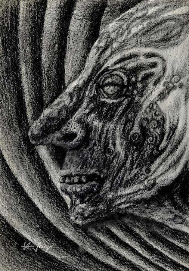 Demon Drawing