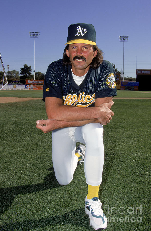 Dennis Eckersley Photograph by Don Smith