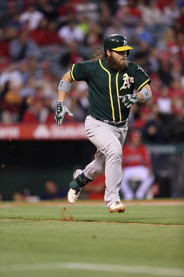 Derek Norris Photograph by Paul Spinelli