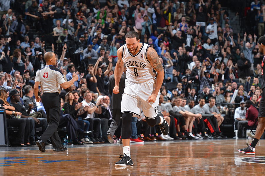 Deron Williams Photograph by Jesse D. Garrabrant
