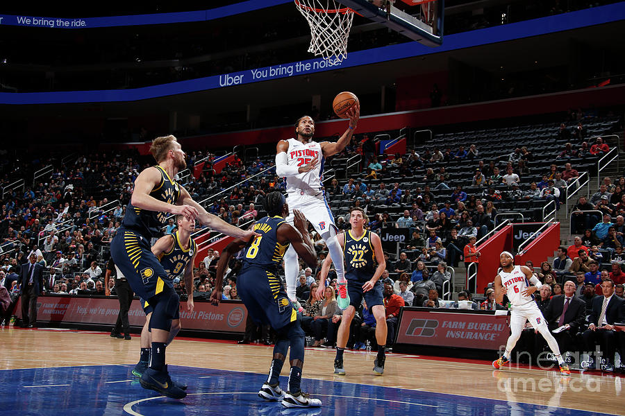 Derrick Rose Photograph by Brian Sevald