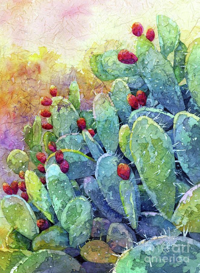Desert Gems 2-pastel Colors Painting