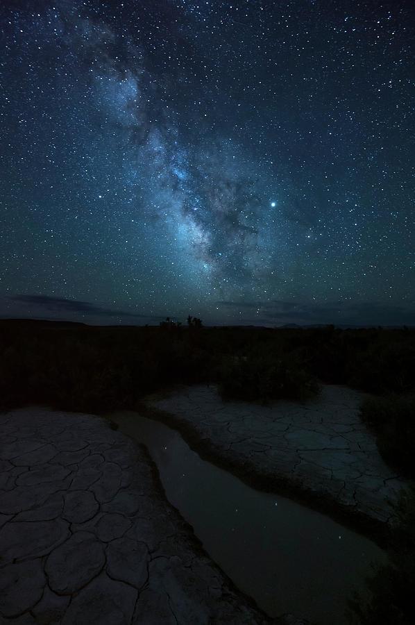 Desert Night by Andrew Kumler