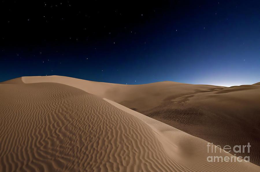 Desert Nights Photograph