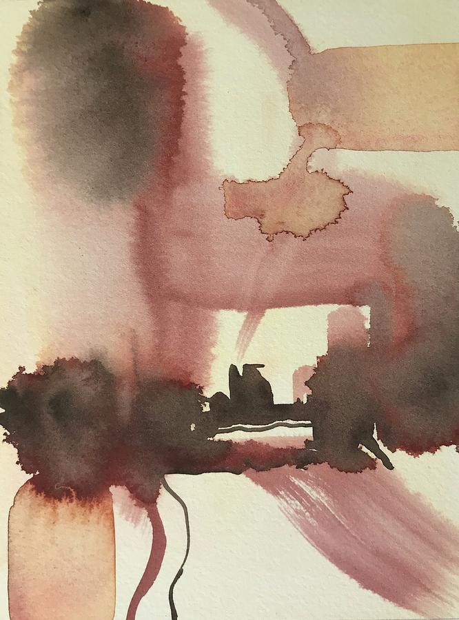Desert Storm Painting