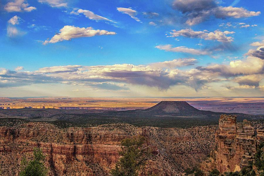 Desert View Watchtower Sunset No. 2 by Marisa Geraghty Photography