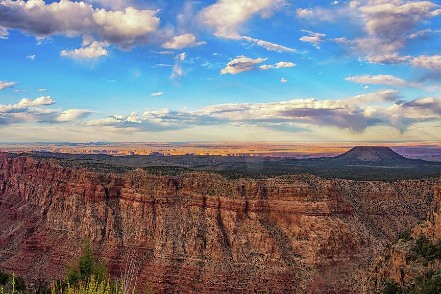 Desert View Watchtower Sunset No. 6 by Marisa Geraghty Photography