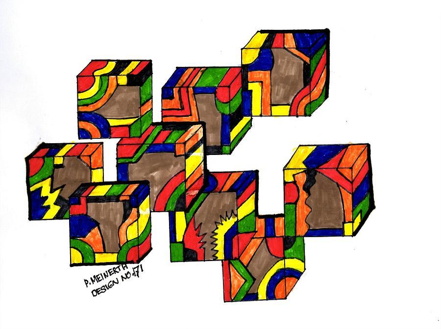 Design 171 - My Blocks Drawing