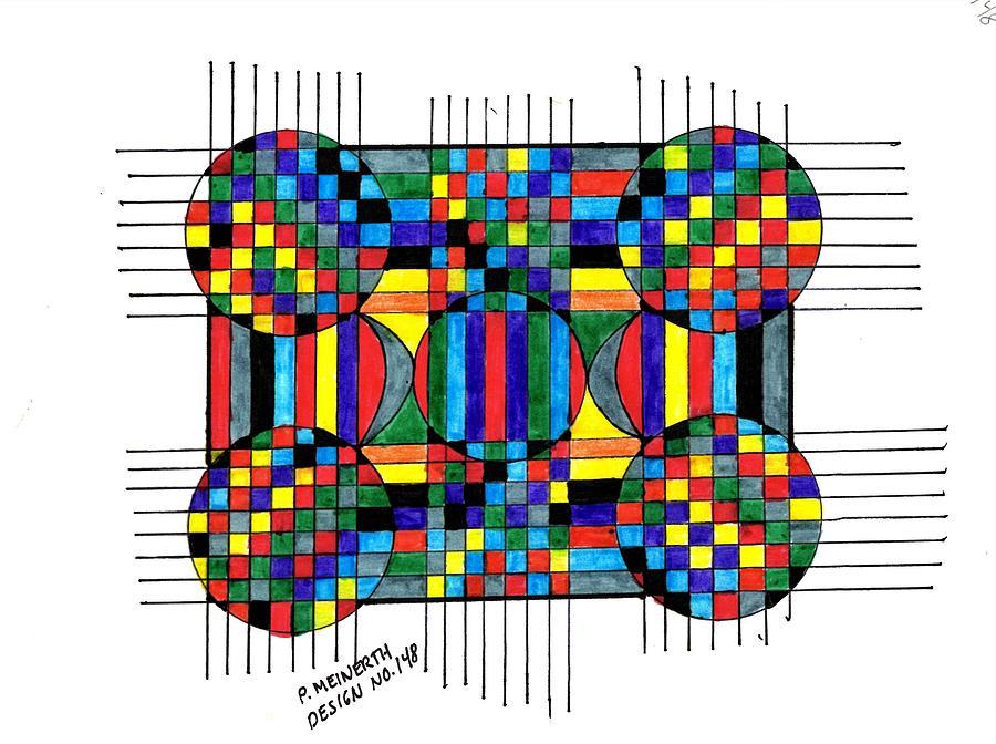 Design N0. 148 Drawing