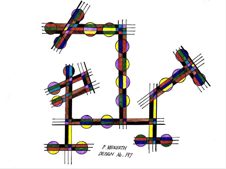 Design No. 147 Drawing
