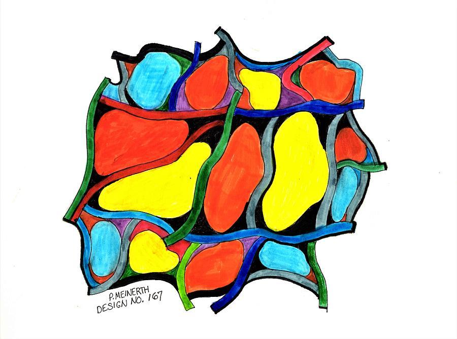 Design No. 167 Drawing