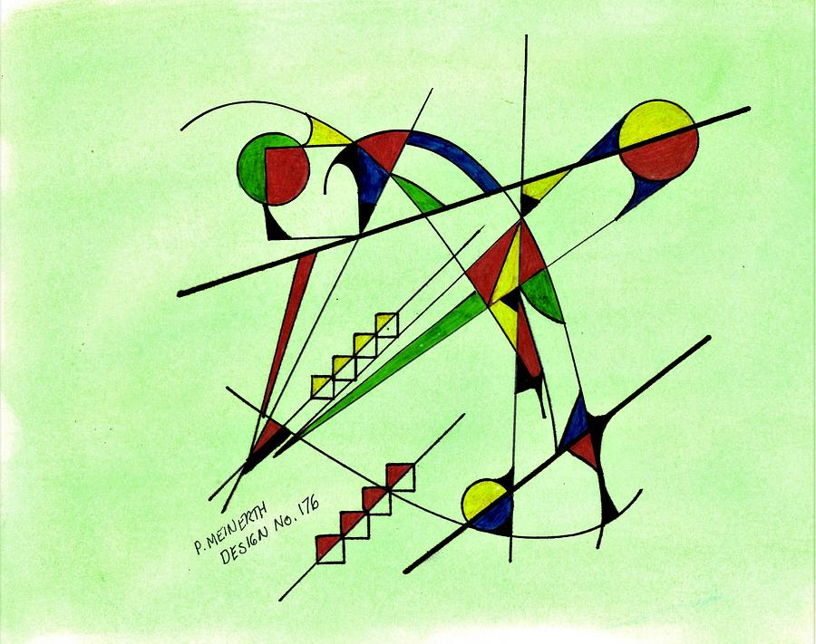 Design No. 176 Drawing
