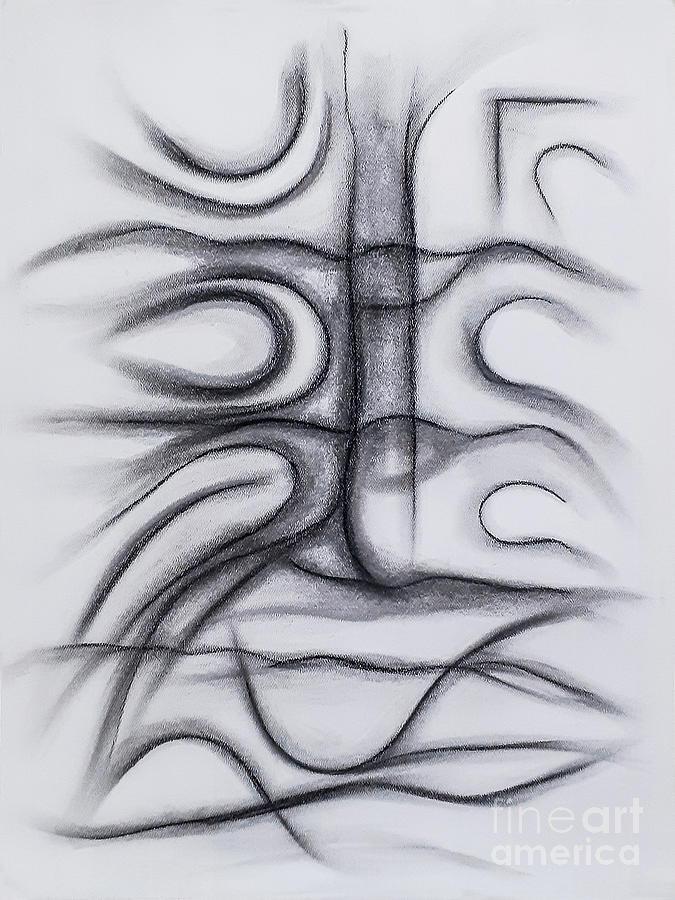 Desireless Melancholy Drawing