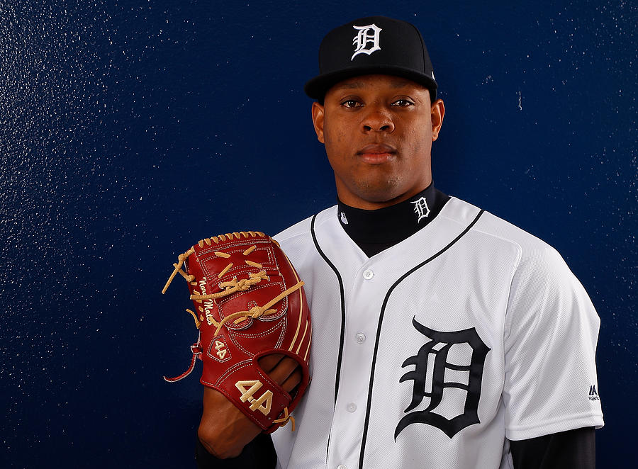 Detroit Tigers Photo Day Photograph by Kevin C. Cox