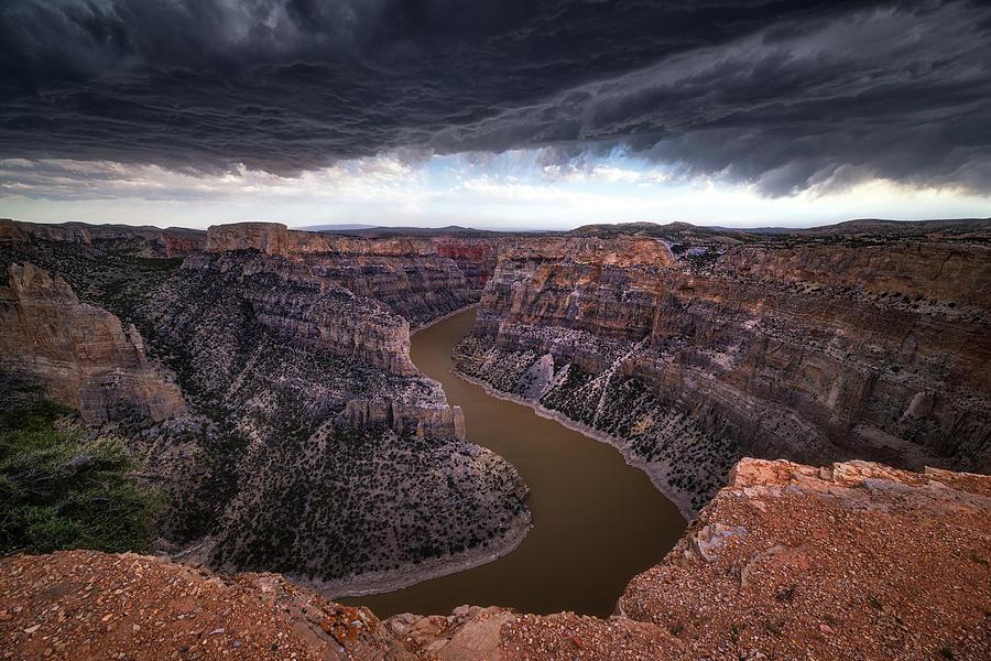 Devils Storm Photograph