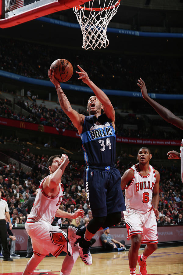 Devin Harris Photograph by Gary Dineen