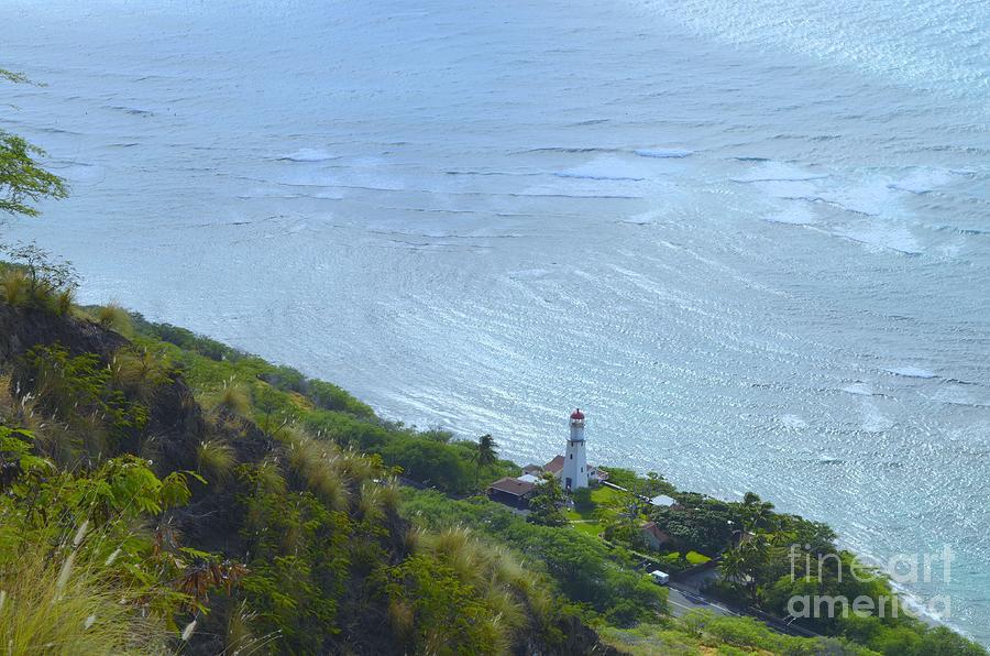 Diamond Head Lighthouse No 2 Photograph
