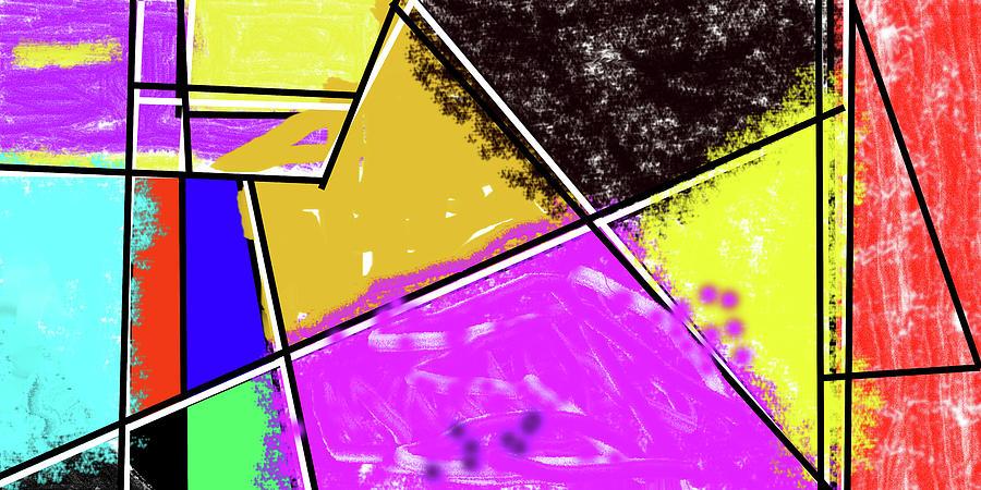 Digital Abstract 2 by Everett Spruill
