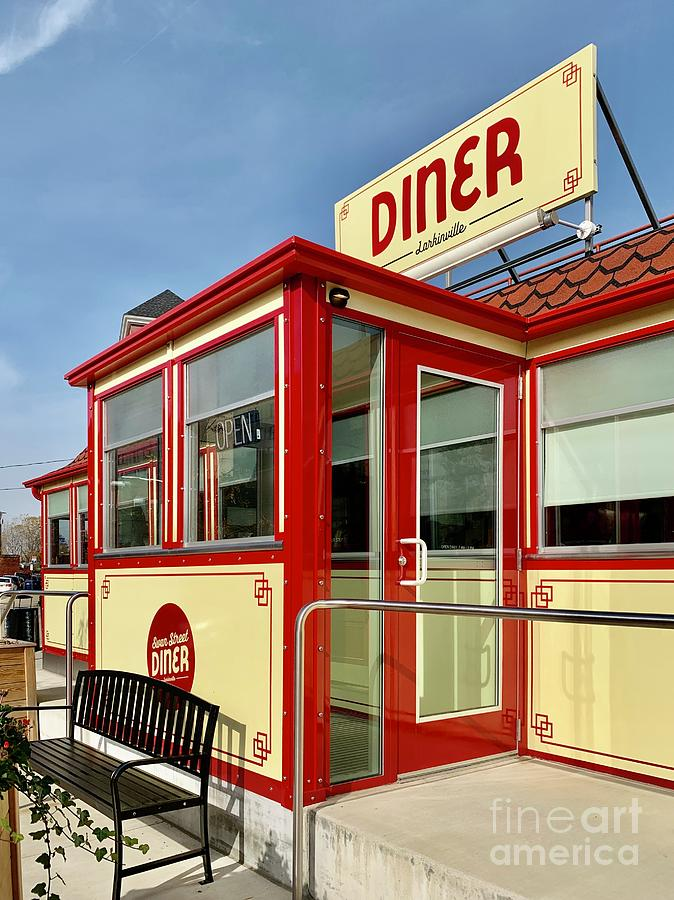 Dine In Out Photograph