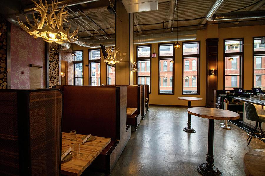 Diner Room by Britten Adams